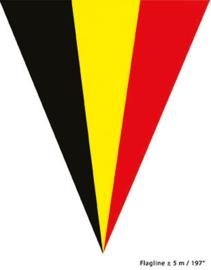 Vlaggenlijn België - 5 meter (62185E)