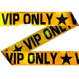Afzetlint VIP Only (22559FU)