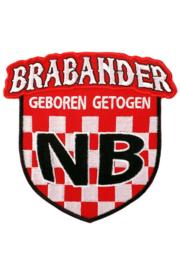 Applicatie Brabander geboren en getogen (15011P)