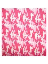 Bandana camouflage Roze (10163P)