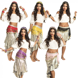 Gypsy / zigeunerin set (00455B)