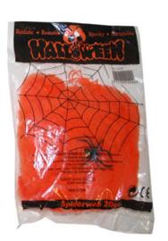 Spinnenweb oranje 20 gram (54940E)