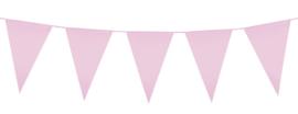 Vlaggenlijn Roze 10 meter (74757B)