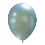 "Metallic Baby Blauw 10 stuks 13""/33 cm (PT120/30)"