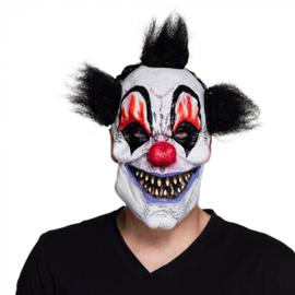 Masker scary clown (97534B)