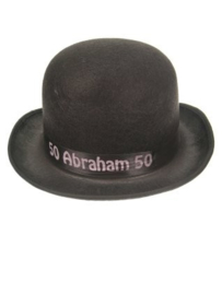 Bolhoed Abraham 50 jaar (74626P)
