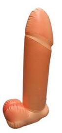 Penis opblaasbaar - 90 cm (58243E)