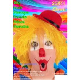 Clownspruik Geel (20801P)
