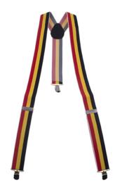 Bretel België 3,5 cm breed (62577P)