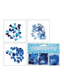 Tafelconfetti jongen - sierconfetti  - It's a boy (64583E)