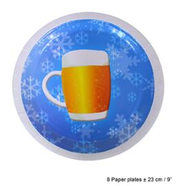 Bordjes Oktoberfest / Bierfeest / Apres Ski (84595E)