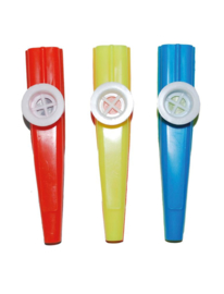 Kazoo 12 cm - 3 stuks (65029E)
