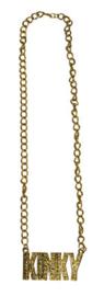 Gouden ketting Kinky (53396E)