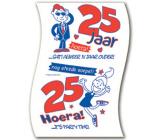Toiletpapier 25 jaar