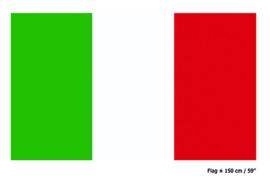 Vlag Italië - 90 x 150 cm (62157E)
