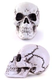 Grote schedel aan hanger 18 x 27 cm (85379P)
