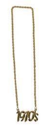 Gouden ketting 1970's (53475E)