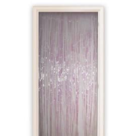 Folie deurgordijn Parelmoer / Iridescent 100 x 250 cm (13018W)