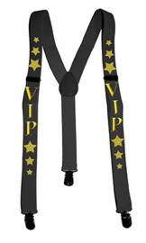 Bretel VIP 2,5 cm breed (80083E)