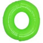 Folie Cijfer 0 - 100 cm Neon Groen