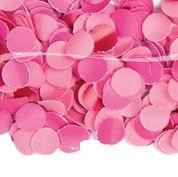 Confetti Roze - 100 gram (08957F)