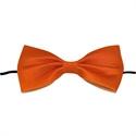 Vlinderstrik Oranje 13,5cm (46506W)