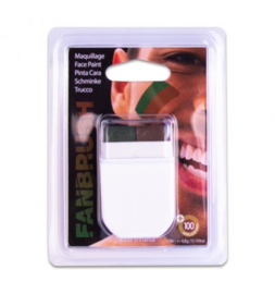 Schminkstick / fanbrush  bruin/groen  4,8gr (38402W)