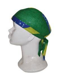 Bandana Brazilië (62288E)