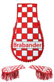 Set schouder epauletten Brabant (14911P)