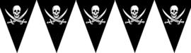 Vlaggenlijn Piraat - 5 meter (50020E)