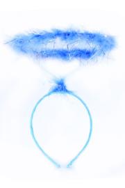 Diadeem aureool blauw (85056P)