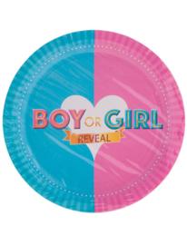 Bordjes Gender Reveal Baby (80263E)