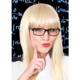 Ushi bril Zwart (30186P)