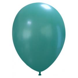 """Pastel Turquoise 10 stuks 13""""/33 cm (PT110/60)"""