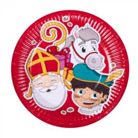 Bordjes Sint en Piet (56678B)