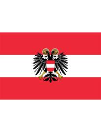 Vlag Oostenrijk - 90 x 150 cm (62333E)