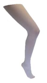 Panty kinderen Wit (59187E)