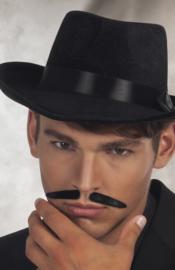 Snor gangster man (01801B)