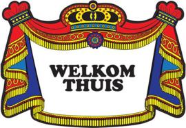 Kroonschild klassiek - Welkom thuis (402114H)