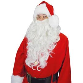 Kerstmanset lang Wit (30191W)