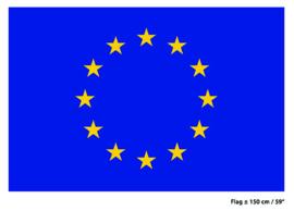 Vlag Europa - 90 x 150 cm (62133E)
