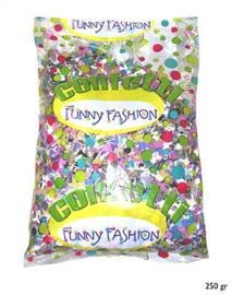 Confetti 250 gram multi (66901E)
