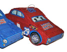 Pinata Auto rood - 50 cm (66305E)