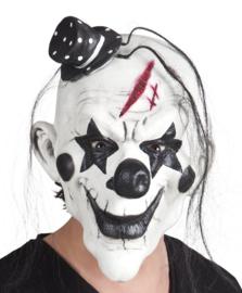 Masker psycho clown (97507B)