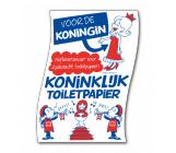 Toiletpapier KONINGIN