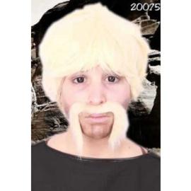 Snor Macho Blond (20075P)