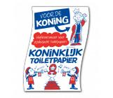 Toiletpapier KONING
