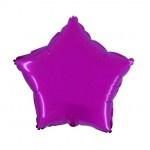 """Folie Ster 18"""" - Violet"""