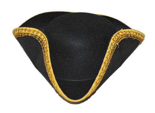 Piratenhoed - driesteek  (52279E)