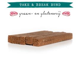 Kivo Take & Break Rund | 2 staven | Hond (BO)